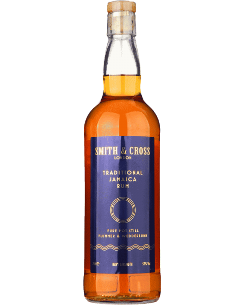 Smith & Cross Traditional Jamaica Rum Navy Strength 0,7l