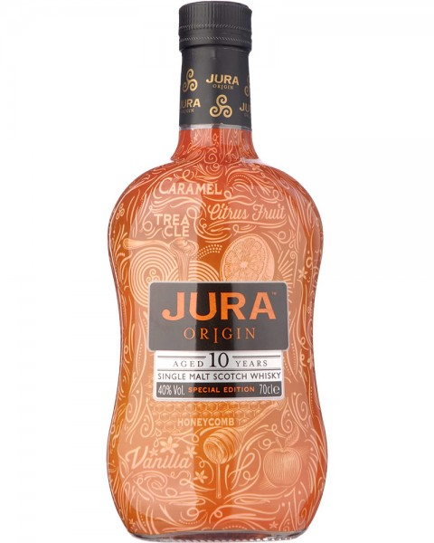 Isle of Jura 10 Jahre Special Tattoo Edition 0,7l