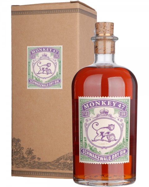 Monkey 47 Barrel Cut Gin 0,5l