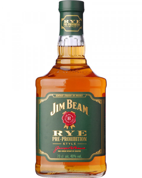 Jim Beam Rye Whiskey 0,7l