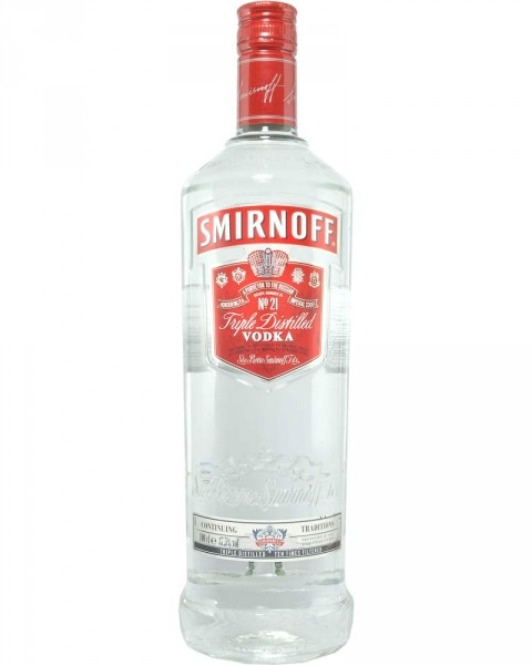 Smirnoff Red Label 1,0l